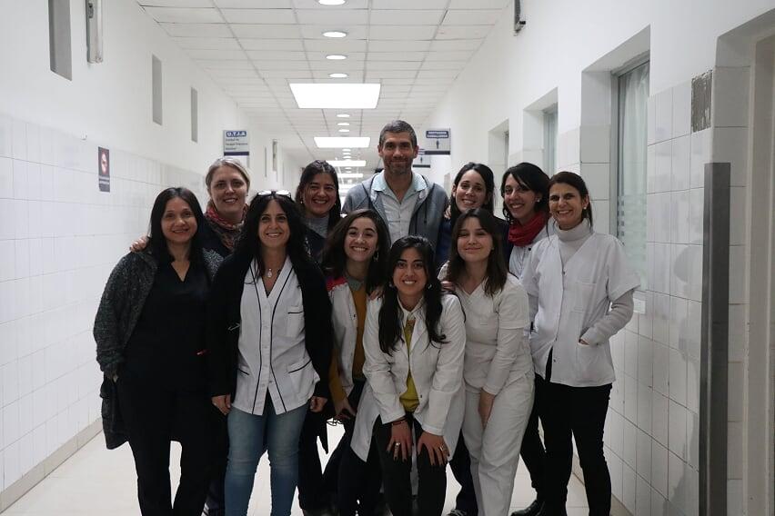 Malvinas Argentinas: nutrición municipal crece día a día. Img_9510