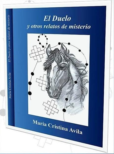 "Cristina Avila presentó ""El Duelo"". Por Néstor González. Libro_10"