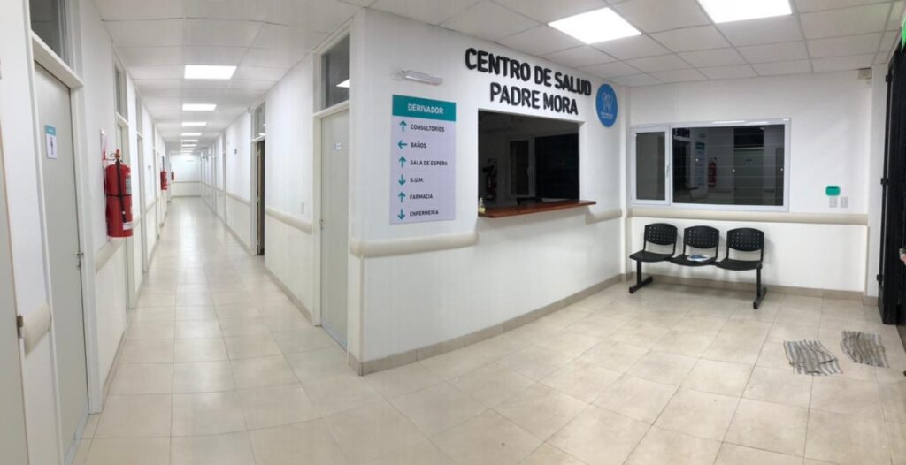 San Miguel: nuevo centro de salud en Rosa Mística. San_mi10
