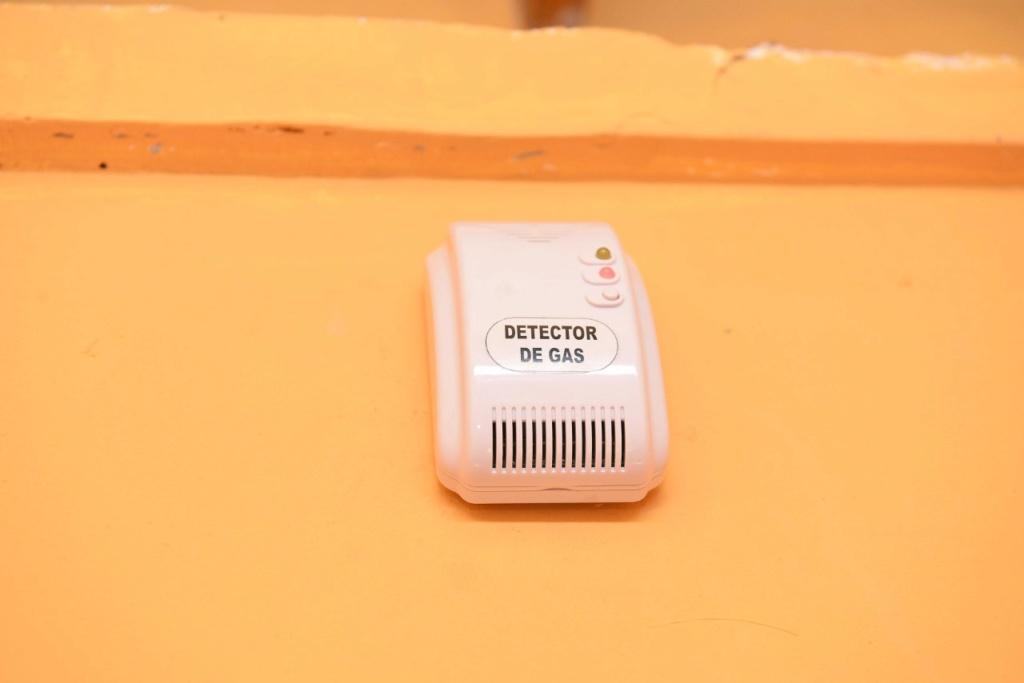 Malvinas Argentinas: Gracias a los detectores de gas evacuan la EP N° 19 de Los Polvorines Thumbn12