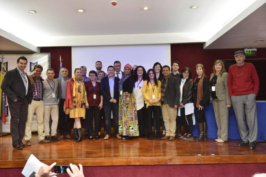 Malvinas Argentinas: Seminario por la integración de América Latina y el Caribe. Thumbn13