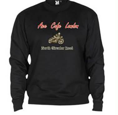 Camisetas moteras Sudade15
