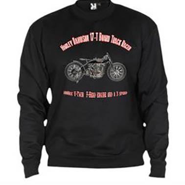 Camisetas moteras Sudade19