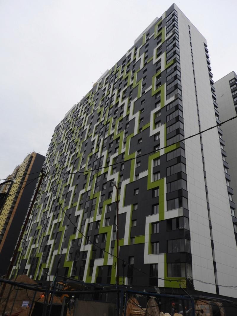 """На ЖК """"Летний сад"""" - начался монтаж фасадных конструкций! Теплозвукоизоляция под ними - лучше, чем у соседнего ЖК """"Город"""" - Страница 7 08fo4e12"""