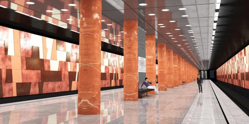 """Всё о метро в относительной близости от ЖК """"Летний сад"""" - действующие, строящиеся и проектируемые станции - Страница 13 12371210"""