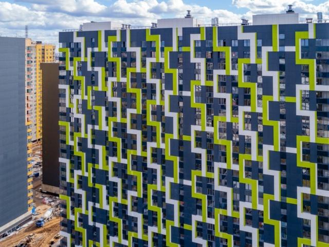 """На ЖК """"Летний сад"""" - начался монтаж фасадных конструкций! Теплозвукоизоляция под ними - лучше, чем у соседнего ЖК """"Город"""" - Страница 7 22210"""