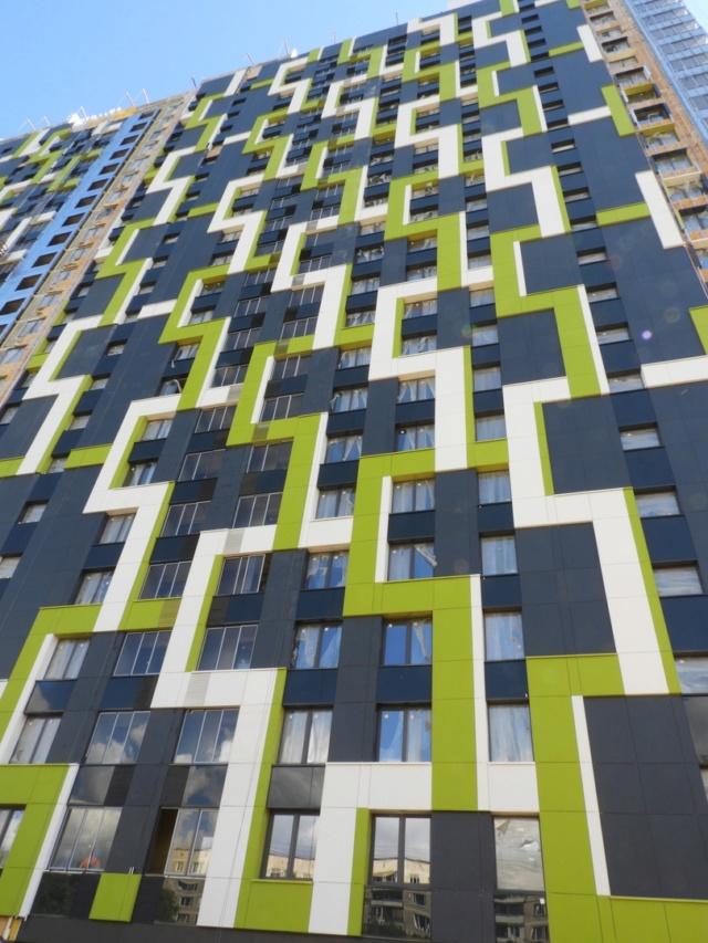 """На ЖК """"Летний сад"""" - начался монтаж фасадных конструкций! Теплозвукоизоляция под ними - лучше, чем у соседнего ЖК """"Город"""" - Страница 7 312"""