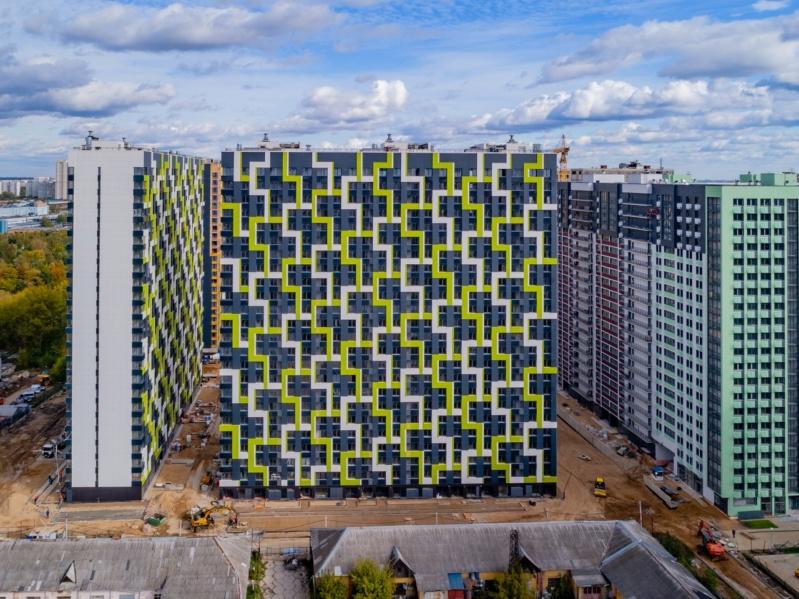 """На ЖК """"Летний сад"""" - начался монтаж фасадных конструкций! Теплозвукоизоляция под ними - лучше, чем у соседнего ЖК """"Город"""" - Страница 7 519"""