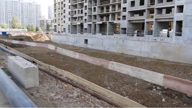 """Как выглядит придомовая территория ЖК """"Летний сад"""": отслеживаем формирование и благоустройство 5510"""