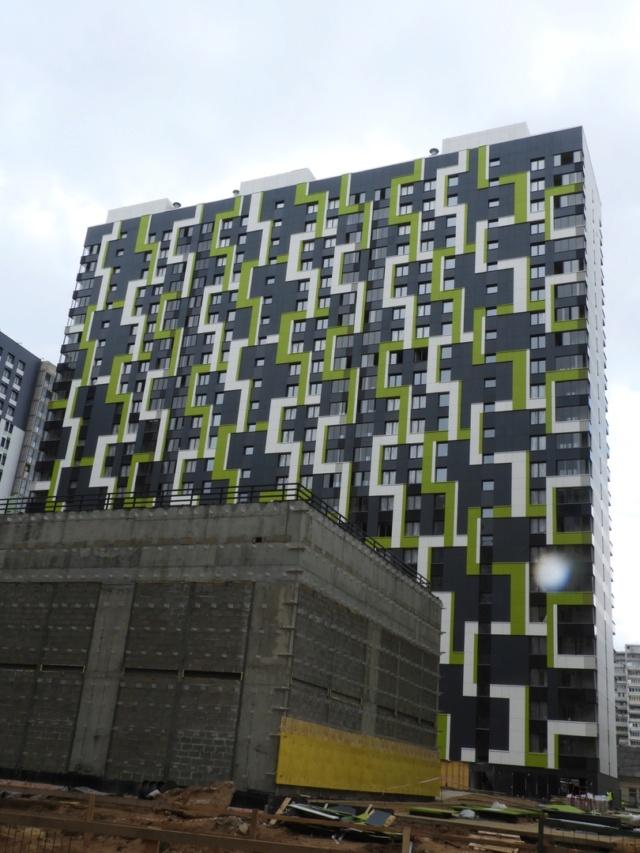 """На ЖК """"Летний сад"""" - начался монтаж фасадных конструкций! Теплозвукоизоляция под ними - лучше, чем у соседнего ЖК """"Город"""" - Страница 6 F2akks11"""