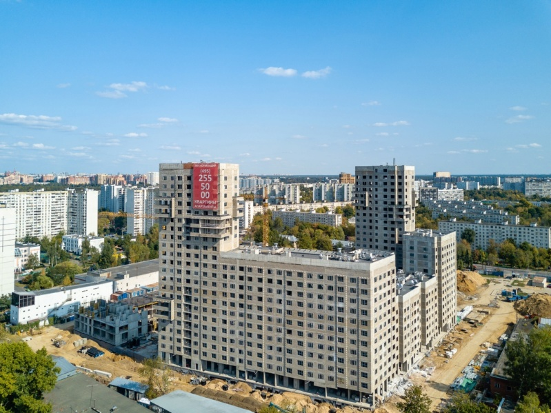 Новый ЖК «Нормандия» от ГК Эталон Москва, СВАО, Лосиноостровский район - Страница 3 Rfl42f25