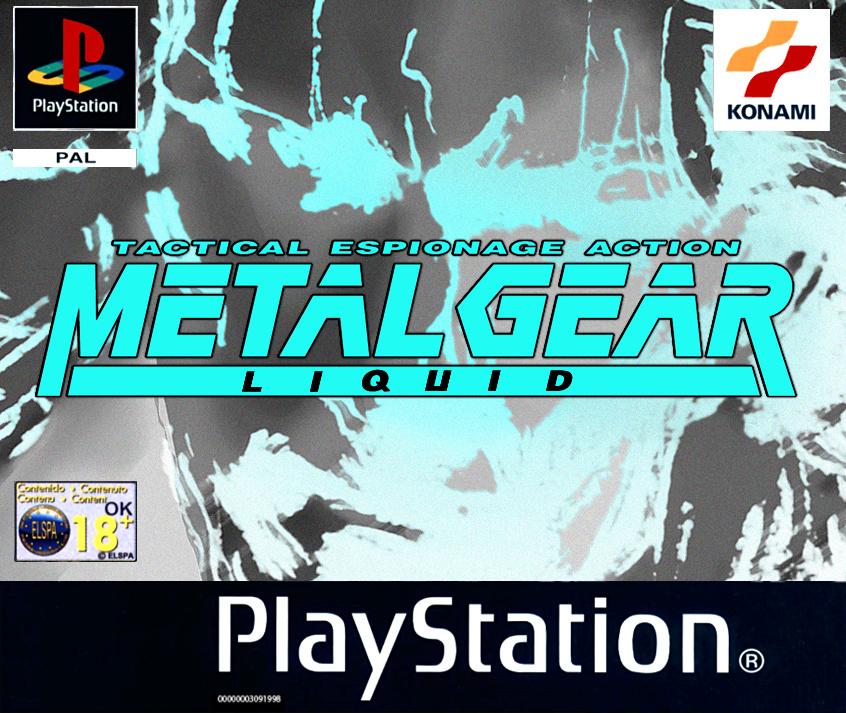Metal Gear Liquid Pscove10