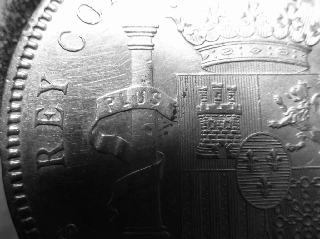 5 pesetas de Alfonso XIII, 1898. Error M de Maura al reves P1160013