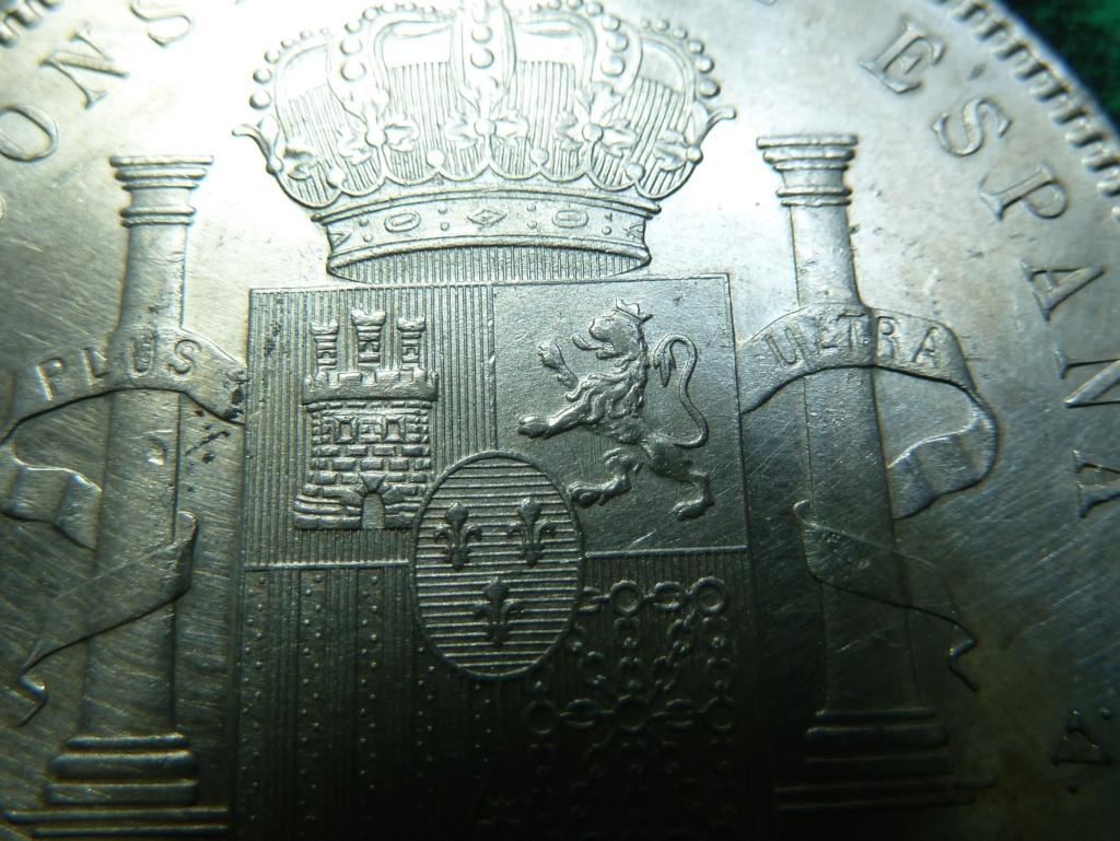 5 pesetas de Alfonso XIII, 1898. Error M de Maura al reves P1160113
