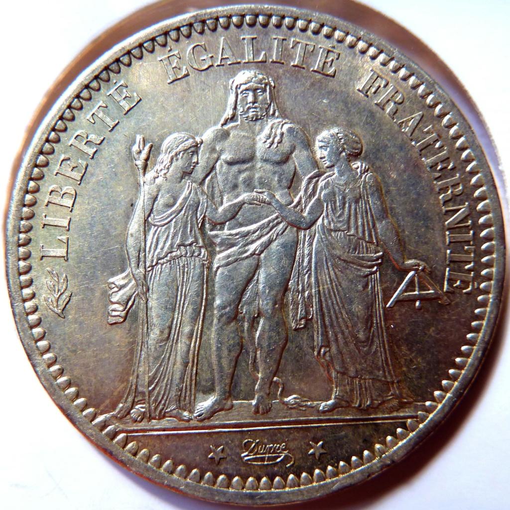 5 Francos (tipo Hércules). Francia, 1873. P1170712