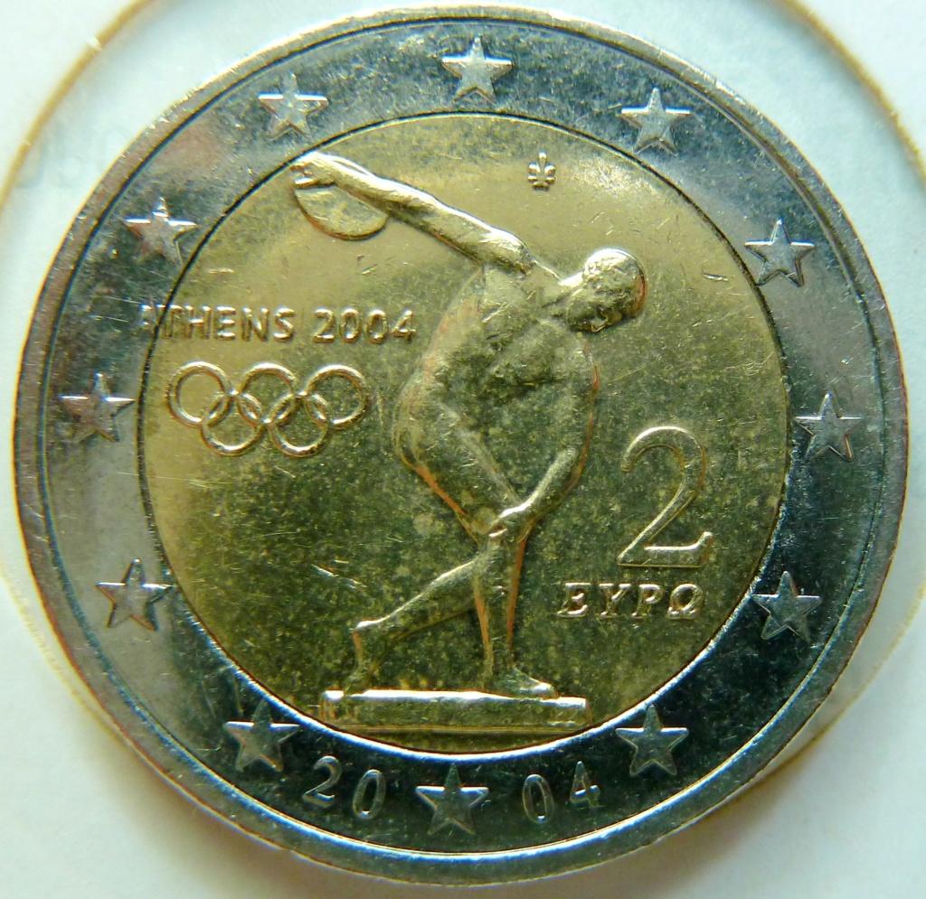 ¡¡Semana de los deportes!! 2 euros Grecia 2004 P1180124