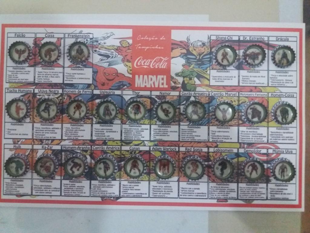Série Marvel BRESIL Marvel11