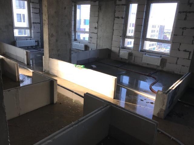 «Дневник строителя» – обзор квартиры в новостройке «Золотая звезда» - Страница 2 8c1ba110