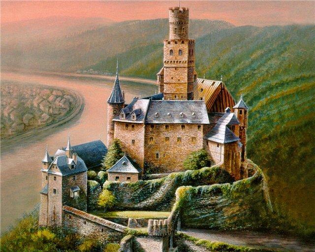 Constructions superbes ... Palais, châteaux, cathédrales et autres édifices - Page 2 00233f10