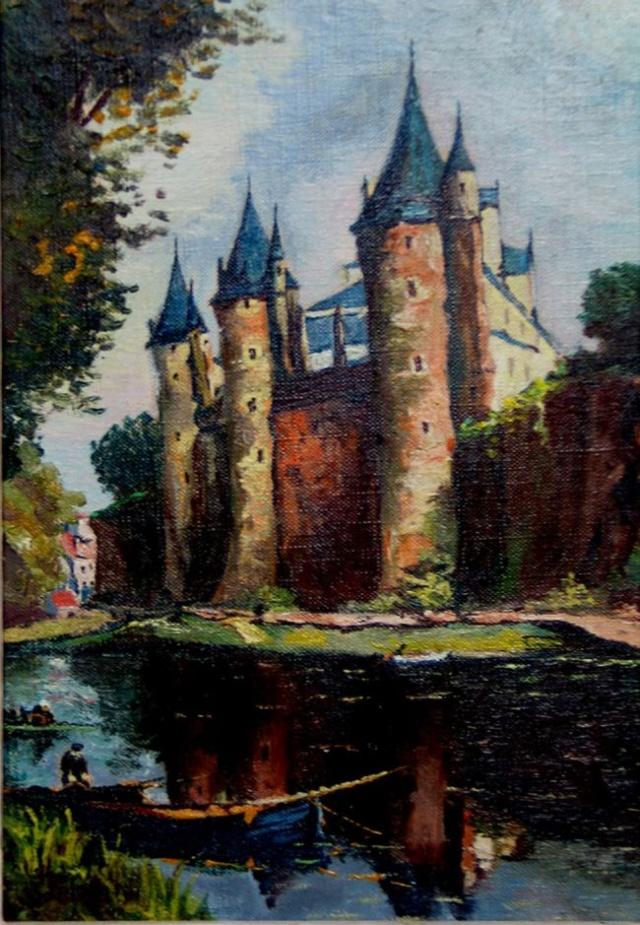Constructions superbes ... Palais, châteaux, cathédrales et autres édifices - Page 2 04603410