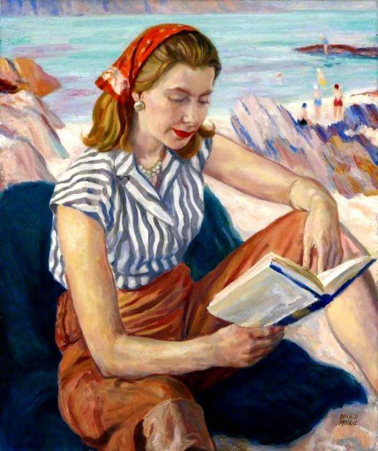 La lecture, une porte ouverte sur un monde enchanté (F.Mauriac) - Page 2 050f1c11