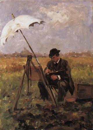 Une peinture pour rêver, voyager, s'émouvoir ...  05629f11