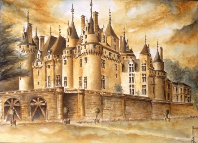 Constructions superbes ... Palais, châteaux, cathédrales et autres édifices - Page 2 07921410