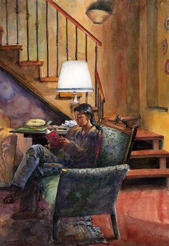 La lecture, une porte ouverte sur un monde enchanté (F.Mauriac) - Page 3 0bf4f410