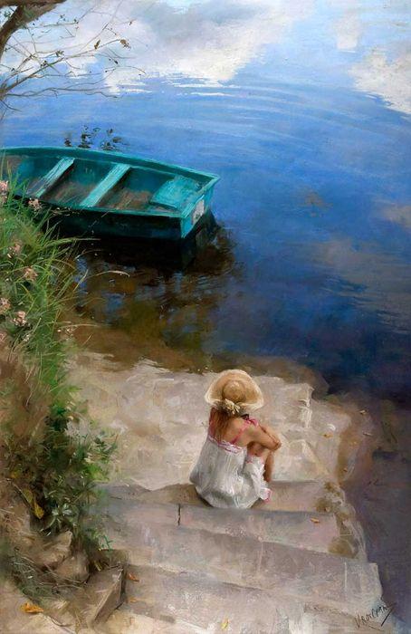 Au bord de l'eau ... 0fdcb911