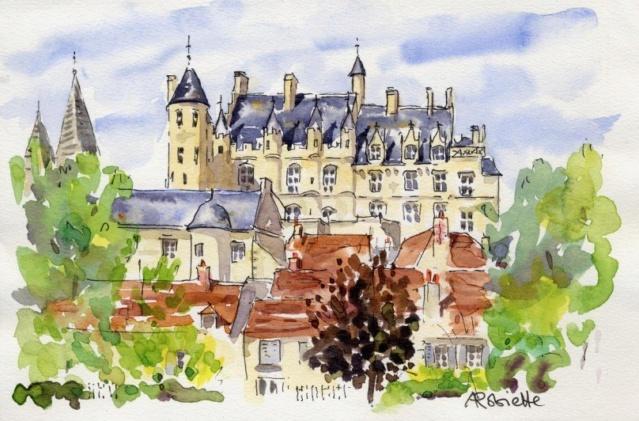 Constructions superbes ... Palais, châteaux, cathédrales et autres édifices - Page 2 10647210