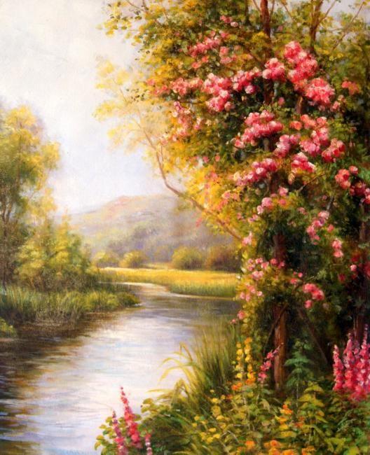 L'eau paisible des ruisseaux et petites rivières  - Page 2 12a7b310