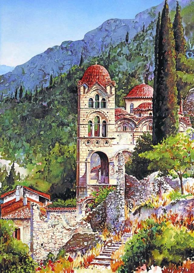 Constructions superbes ... Palais, châteaux, cathédrales et autres édifices - Page 2 1483-l12