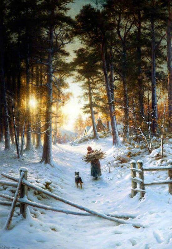 Paysages d'hiver ... 17805710