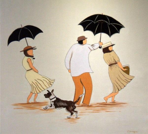 Ombrelles et parapluies  18031810