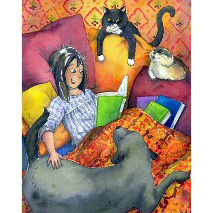 La lecture, une porte ouverte sur un monde enchanté (F.Mauriac) - Page 3 1a368410
