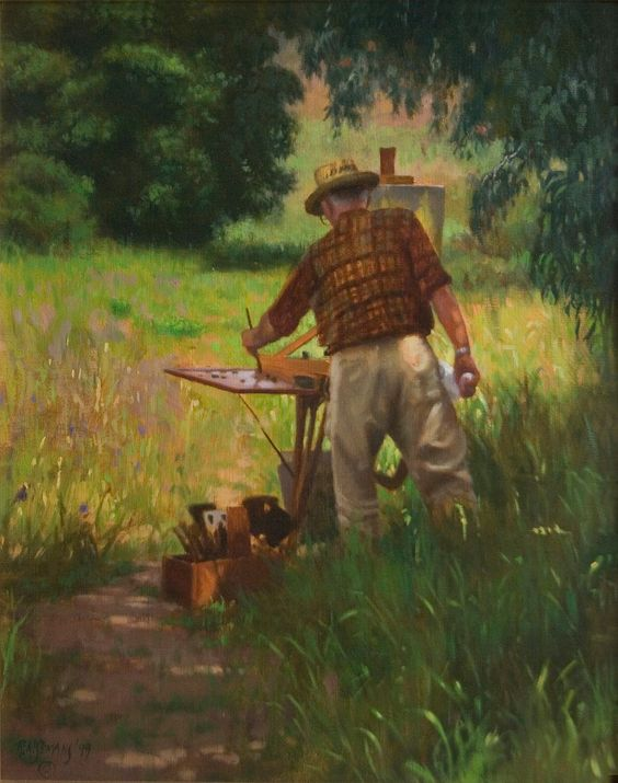 Une peinture pour rêver, voyager, s'émouvoir ...  - Page 2 1a483a10