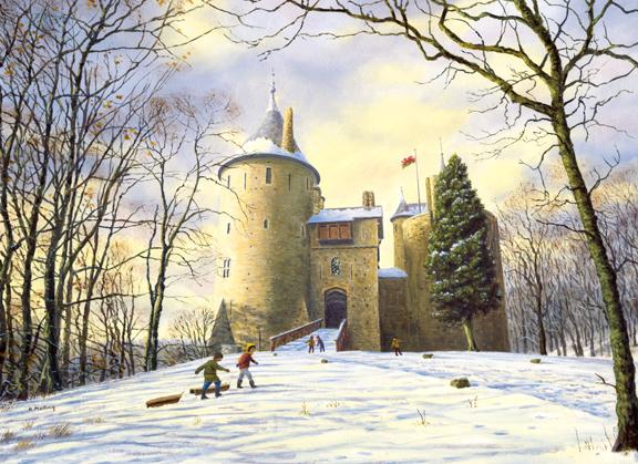 Constructions superbes ... Palais, châteaux, cathédrales et autres édifices - Page 2 2040_610
