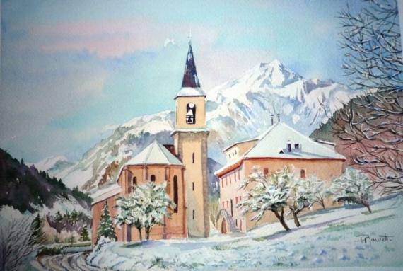 Paysages d'hiver ... 238d8c10