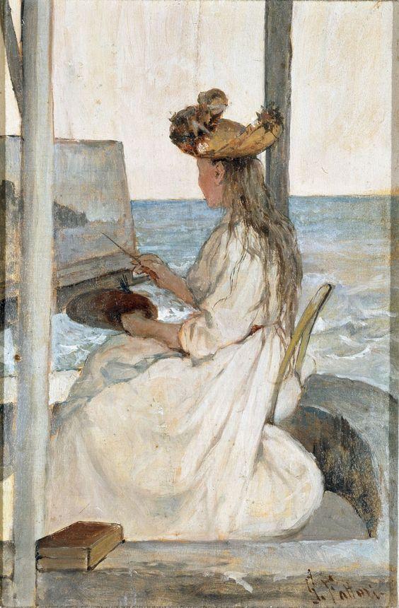 Une peinture pour rêver, voyager, s'émouvoir ...  - Page 2 23c93b10