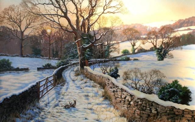 Paysages d'hiver ... 25106710