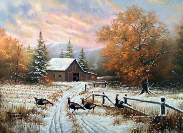 Paysages d'hiver ... 26503210