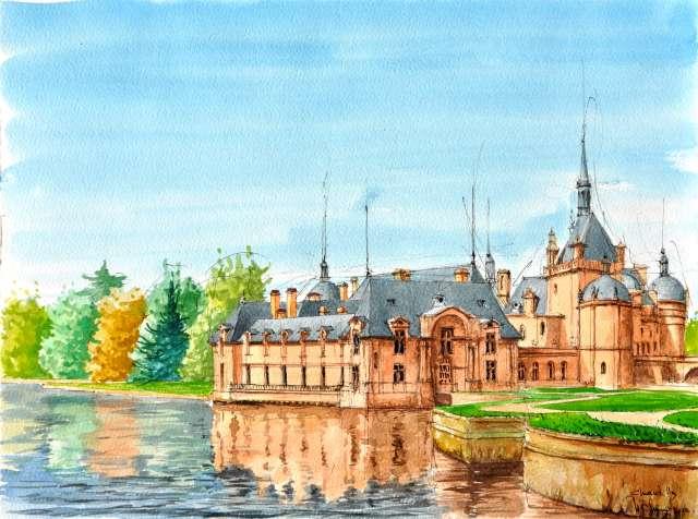 Constructions superbes ... Palais, châteaux, cathédrales et autres édifices - Page 2 279dc510