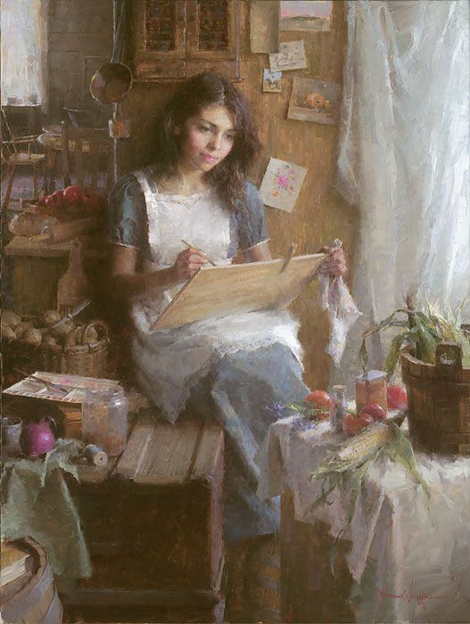 Une peinture pour rêver, voyager, s'émouvoir ...  - Page 2 2aa90210