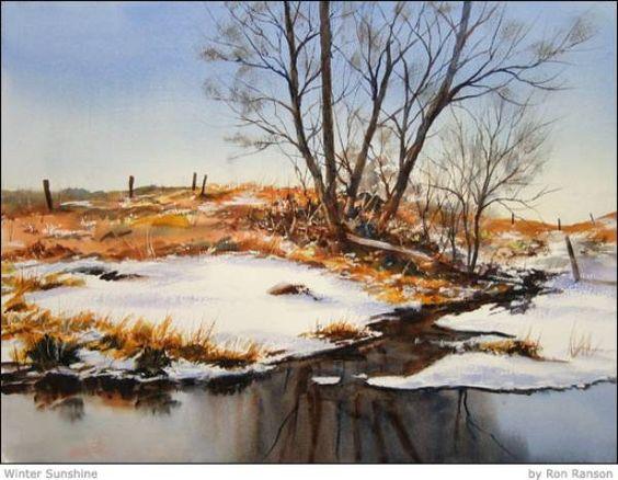 L'eau paisible des ruisseaux et petites rivières  - Page 2 2b4d6010