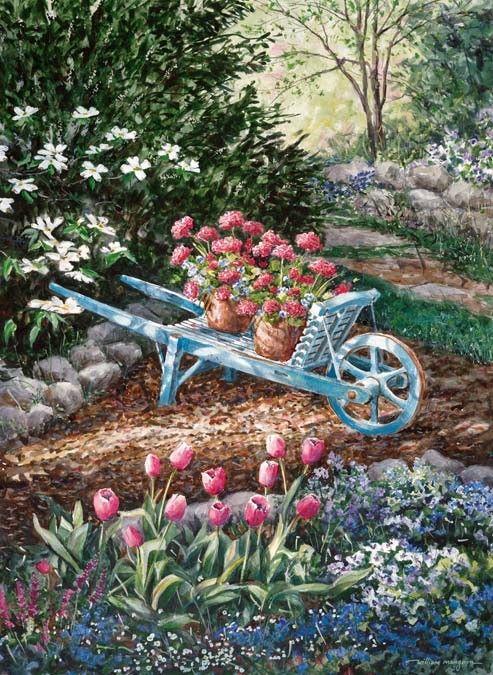 Fleurs printanières  3727ea10