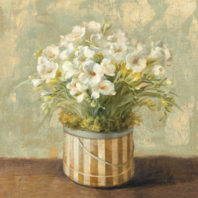 Bouquet dans un vase, une corbeille, une coupe, une poterie  - Page 2 38_93310