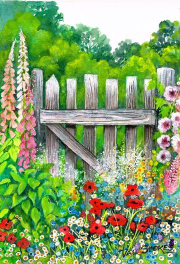 Fleurs printanières  3a802410