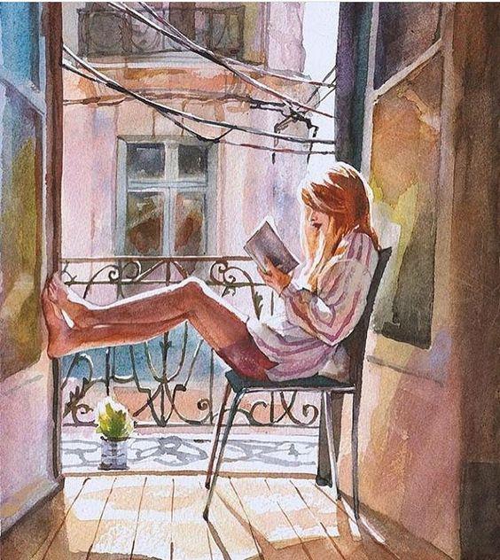 La lecture, une porte ouverte sur un monde enchanté (F.Mauriac) 3c721d10