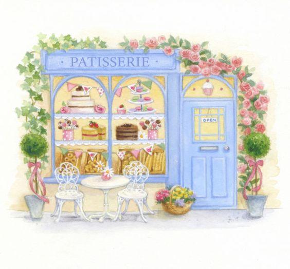 """Des petites """"boutiques"""" ... 3cf02b10"""