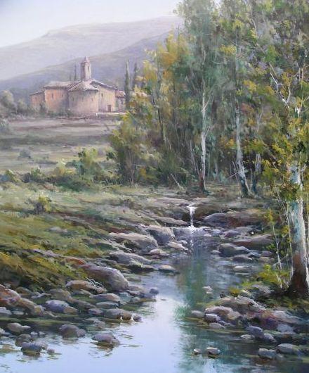 L'eau paisible des ruisseaux et petites rivières  - Page 2 3de90110
